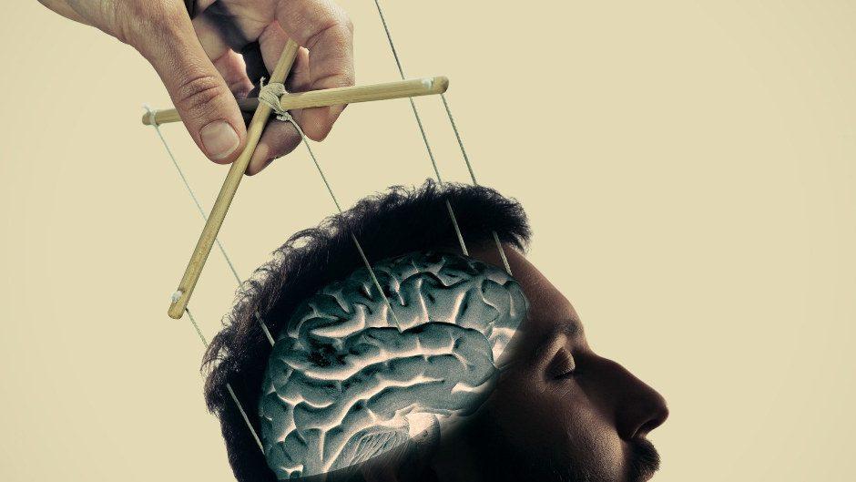 Манипуляция сознанием.