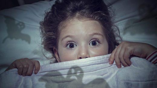 Ночные страхи у детей.
