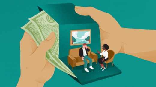 Психотерапия под любой бюджет.