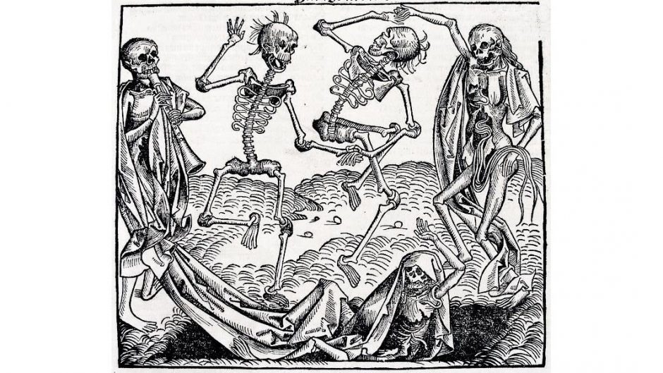 Dance macabre.