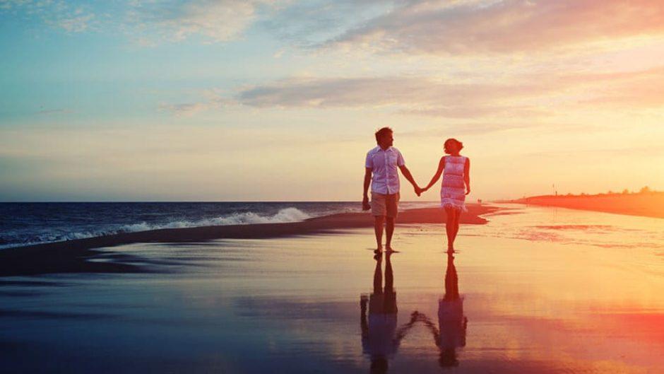 Гармоничные отношения в паре - одна из целей психотерапии.