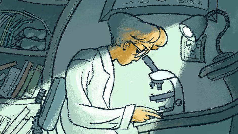 Критический анализ (под микроскопом).